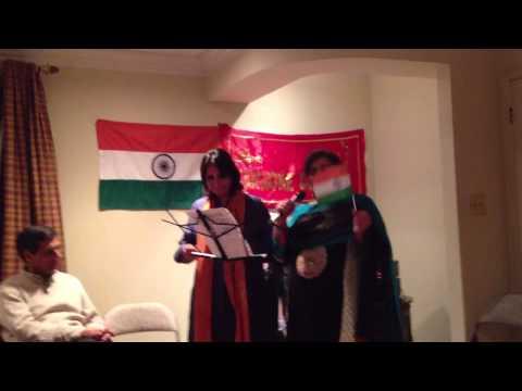 CHHODO KAL KI BAATEIN (Hum Hindustani) Jyoti & Deepika Performed...