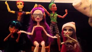 Monster high we are monsters