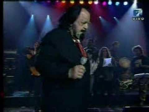 Horacio Guarany - si se calla el cantor