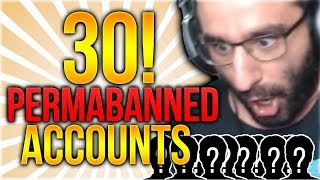 30 Permabanned Accounts? Funtime mit Subscribern [League of Legends] [Deutsch / German]