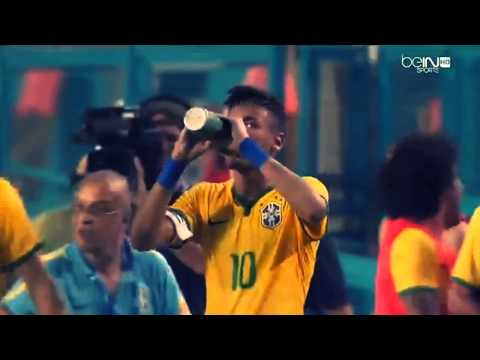 Neymar free-kick vs Colombia