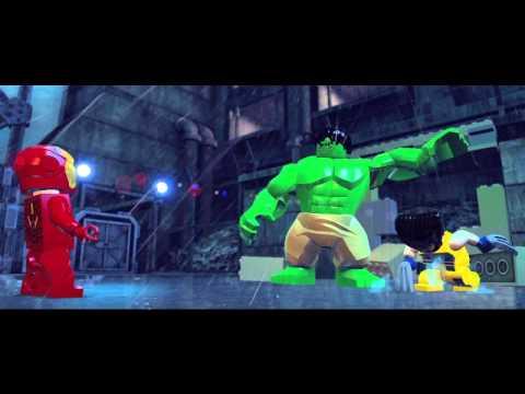 LEGO Marvel UK
