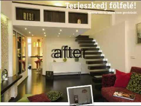 Interior Design Small Condo in Budapest - YouTube