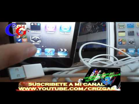 New iPod Touch (4G) Unboxing iOS 4.3 Mexico Apple 2011