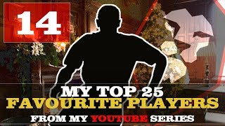 MY TOP 25 FAVOURITE PLAYERS | PLAYER #14 | FOOTBALL MANAGER 2019