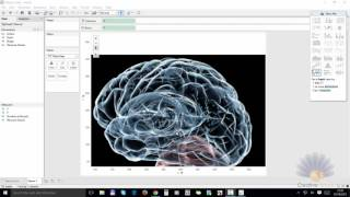 Brain Activities Demo Dashboard with Drawing Tool for Tableau 9