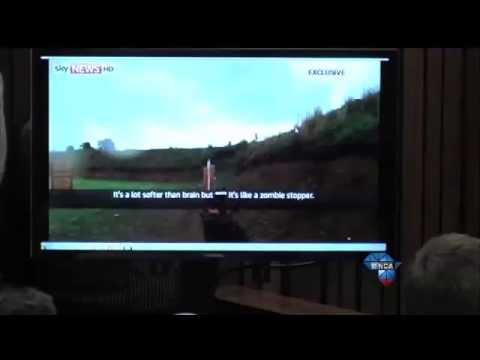 Pistorius Trial: Oscar in shooting video