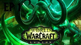 EMPIEZA NUESTRA AVENTURA TROLL - WORLD OF WARCRAFT: LEGION - EP 1