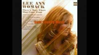 Watch Lee Ann Womack Theres More Where That Came From video
