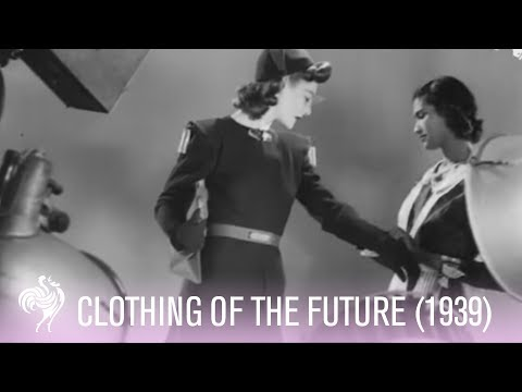 Clothing of the Future!