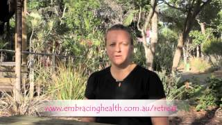 Embracing Health Retreat Testimonial - Jacque