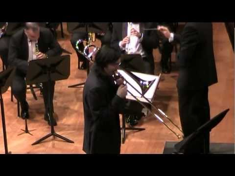 Johan de Meij - T-bone concerto III mov. (Well done)