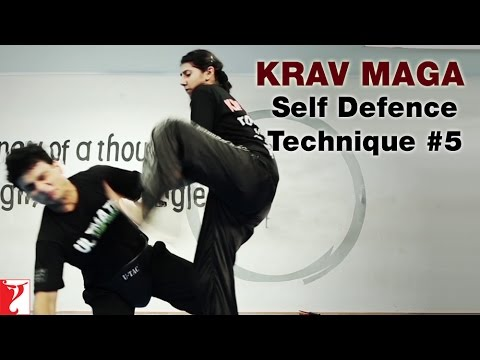 Mardaani - Krav Maga - Self Defence - Technique#5