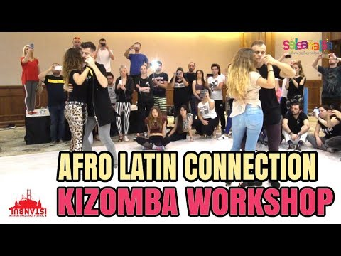 Afro Latin Connection Kizomba Workshop | IIDF-2018