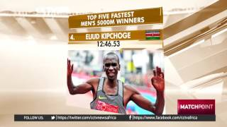 TOP FIVE:  Fastest Men's 5,000M Athletes