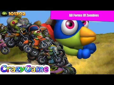 Zombie Tsunami 2016 - All Forms Of Zombies (All Unlocked)