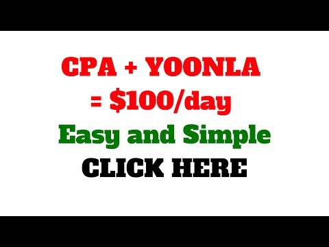 Yoonla Review Yoonla Commission Updated How To Promote CPA offers Without A Website