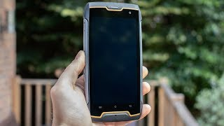 Unboxing & Review: Cubot King Kong Smartphone