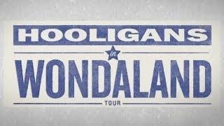 Bruno Mars - Hooligans In Wondaland Tour Commercial