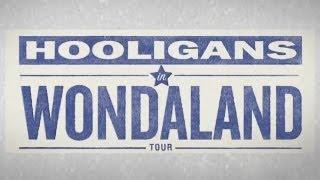 Bruno Mars - Hooligans In Wondaland Tour Commercial