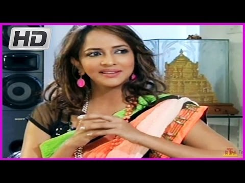 Manchu Lakshmi Chit Chat About Latest Telugu Movie Chandamama...