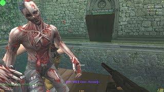 Counter-Strike: Zombie Escape Mod - ze_Castle_v1_Fix on MILFEscape