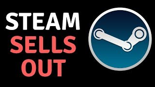 Steam Betrays It's Users & Further Shields Publishers From Backlash