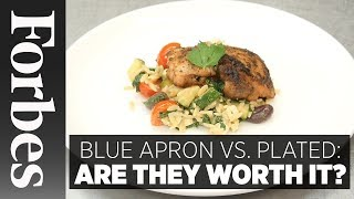 Blue Apron Vs. Plated: Are They Worth It?