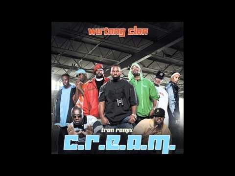 Wu-Tang Clan - C.R.E.A.M. (Tron Remix)