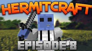 Hermitcraft: BEAUTIFUL SPAWN! Ep. 8 (Hermitcraft Vanilla Amplified)