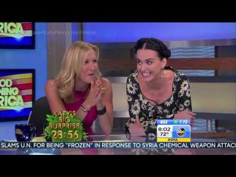 Katy Perry - Good Morning America Interview