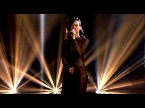 Rihanna - Diamonds (the X Factor Uk) video