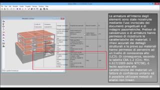 Edisis: Adeguamento Sismico di un Edificio Esisistente in CA (I Parte)