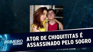 Rafael Miguel, de Chiquititas, é assassinado pelo sogro em São Paulo | Primeiro Impacto (10/06/19)