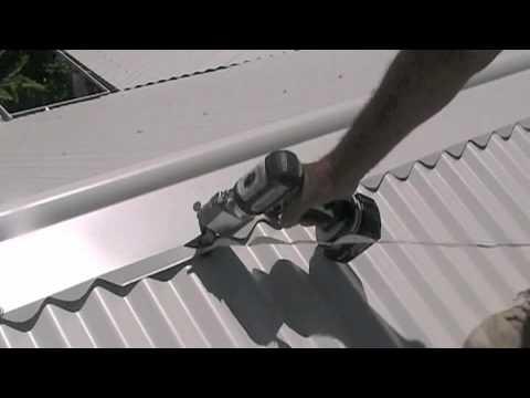 Power Snips Sheet Metal Cutting And Scribing Youtube