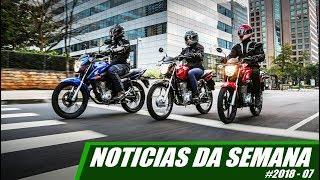 NOTICIAS DA SEMANA 24/04 - MOTO.com.br