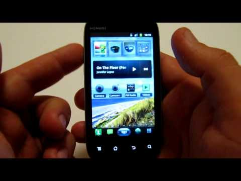 Huawei Vision U8850 Recensione Video Review