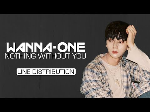 Wanna One (워너원) - Nothing Without You (Intro) [Line Distribution]