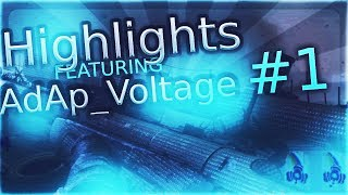 Highlights from the week! #1 (Week montage-Sniping and Reg-gun)