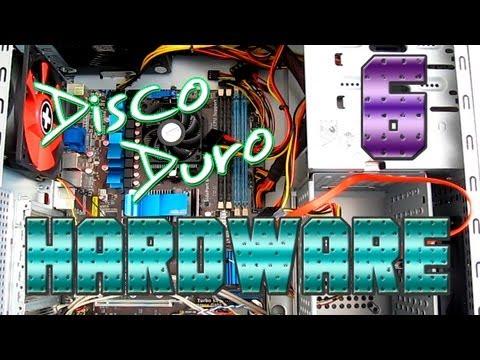 Componentes - Nociones básicas sobre el uso del disco duro y sus características
