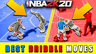 BEST DRIBBLE MOVES IN NBA 2K20! BEST SIGNATURE STYLES & JUMPSHOT NBA 2K20