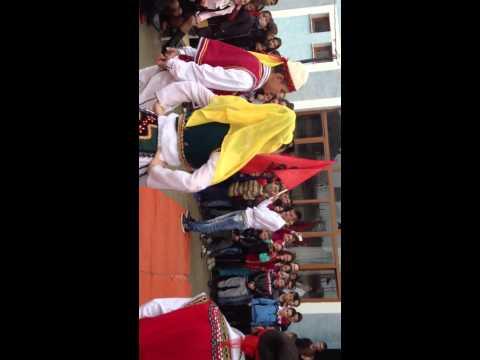 Vallja E Rrajces lidhja E Prizrenit Paskuqan video
