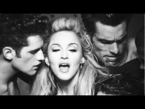 Madonna - Girl Gone Wild (music Video Official Teaser) 1080p [hd] video