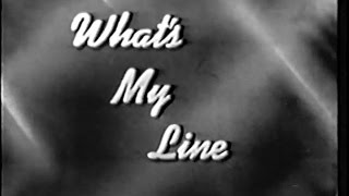 What's My Line? - Phil Rizzuto - Debut Show (Feb 2, 1950) [UPGRADE]