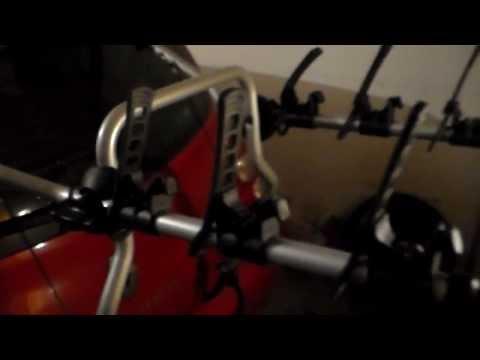 Thule ClipOn 9103 - unboxing e montaggio
