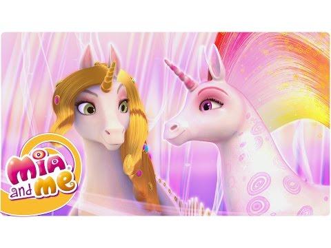 Les Licornes Magiques De Cenia Mia Et Moi Mia And