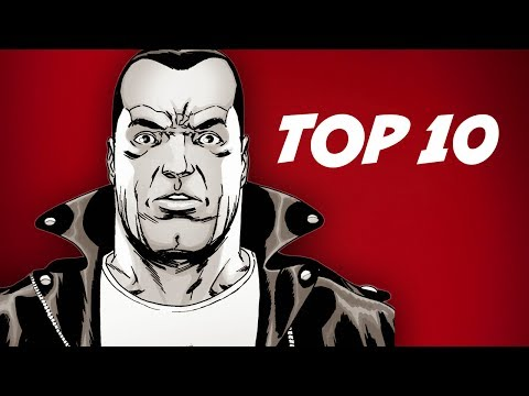 The Walking Dead Season 5 - Top 10 Negan Actors