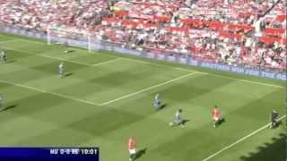Cristiano Ronaldo Vs Reading Home (English Commentary) - 07-08 By CrixRonnie