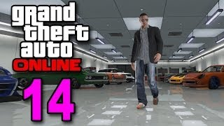 Grand Theft Auto 5 Multiplayer - Part 14 - 1v3 Clutch (GTA Let's Play / Walkthrough / Guide)