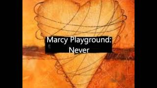 Watch Marcy Playground Never video
